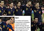 Conheça a contribuição de cada titular da Espanha na Copa