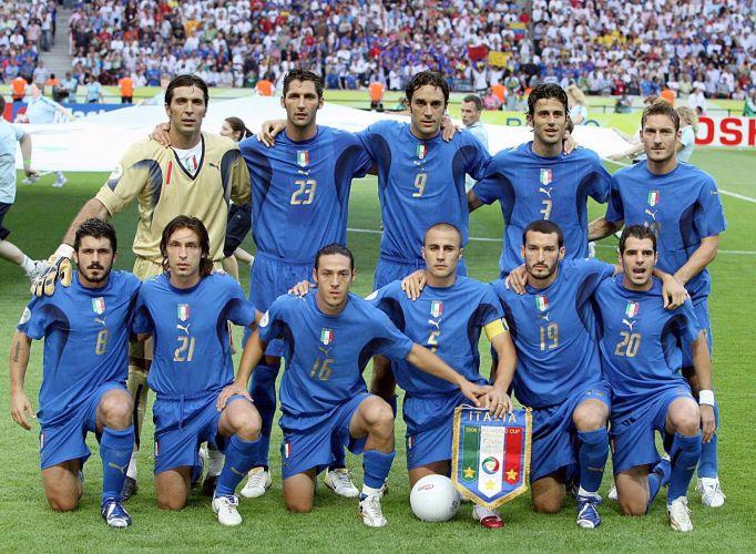 italien mannschaft 2006