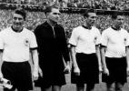 Pragmatismo alem�o vence show da Hungria e conquista o seu primeiro t�tulo da Copa do Mundo