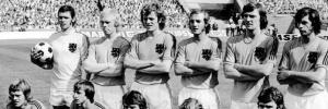 Holanda apresenta futebol revolucion�rio, mas pragmatismo da Alemanha fica com o t�tulo
