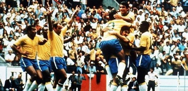 Jules Rimet: Brasil supera a It�lia e fica com a ta�a para sempre