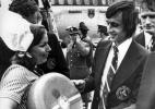 Bola fora: A lenda conta que os atletas da Holanda cobravam para dar aut�grafos � torcida