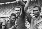 Brasil d� show de bola, encanta o mundo e finalmente conquista o seu primeiro t�tulo mundial