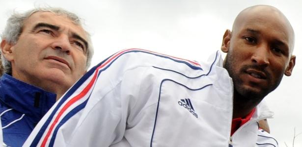 Patrocinadores da seleção francesa pressionam federação por mudanças -  05 07 2010 - UOL Copa do Mundo - Últimas Notícias d98531ea31a29