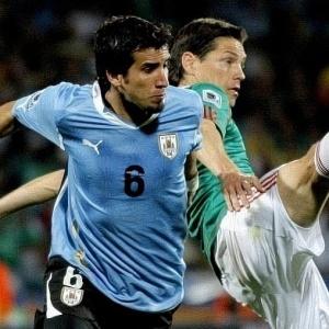 Victorino, que disputou a Copa da �frica do Sul, assinar� contrato de quatro anos com o Cruzeiro