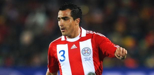 Fora da Copa: Paraguai n�o segura for�a espanhola e est� eliminado