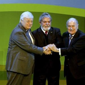 Ops...: Lula comete gafes futebol�sticas duranteseu discurso sobre a Copa do Mundo-2014