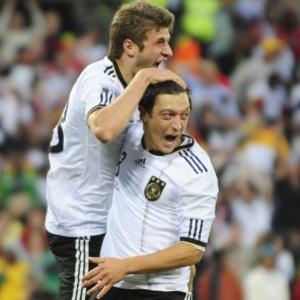 Aprovados: Mesut Ozil concorre a melhor do Mundial; Muller mira o pr�mio de revela��o. Vote