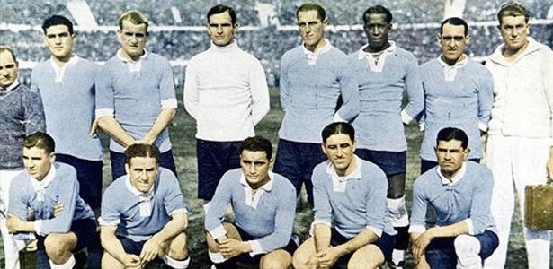 A Celeste brilha: Uruguai organiza e ganha a primeira Copa do Mundo