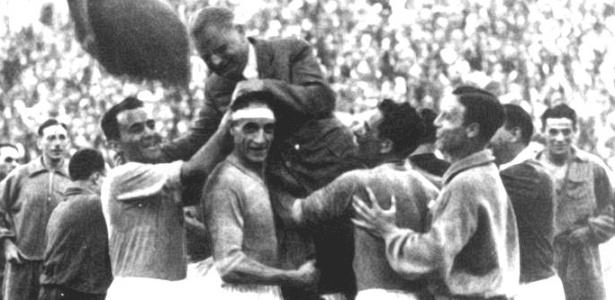 No primeiro título mundial da Itália, futebol e política fascista se unem