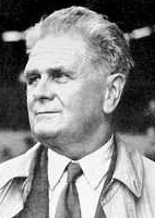 Vittorio Pozzo, técnico campeão pela seleção italiana