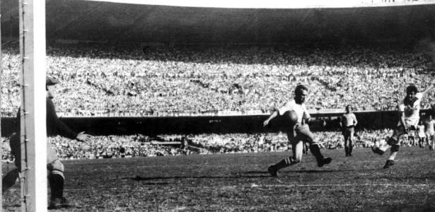Seleção brasileira encara desastre do Maracanazo e marca toda uma geração