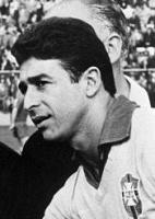 Mauro, capitão da seleção, antes do início da Copa