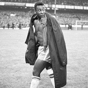 Despedida: O jogo contra a Bulgária na Copa de 1966 foi o último com Pelé e Garrincha juntos na seleção