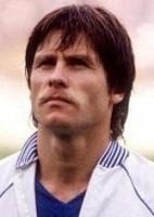 Gabriele Oriali, meia da seleção italiana, antes da estreia da Itália na Copa do Mundo de 1982