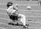 Novo estilo: A bola do Mundial de 1986 foi a Azteca, a primeira desenvolvida em material sintético