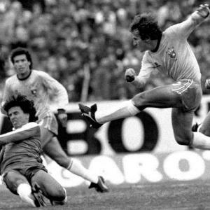 Bicampeão 'moral': Pela segunda vez, a seleção terminou a Copa sem sofrer derrotas e não conquistou o título