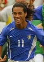 Ronaldinho Gaúcho, sobre seu gol contra a Inglaterra