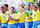 Com defesa sólida e Romário inspirado, seleção brasileira ganha primeiro título mundial sem Pelé
