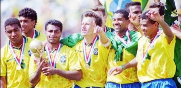 Após 24 anos: Seleção brasileira ganha primeiro título sem Pelé