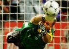 Com 18 partidas: Dunga e Taffarel (f) se tornaram os recordistas de jogos pelo Brasil em Copa