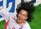 Vingança: O sul-coreano Ahn Jung-Hwan acabou demitido do Perugia após eliminar a Itália