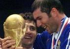 Destaque: A França terminou o Mundial com melhor ataque e defesa, uma marca histórica