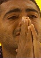 Romário, após ser cortado da seleção