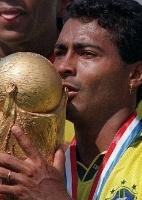 Romário tenta definir a sua personalidade, antes do início do Mundial