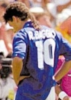 Roberto Baggio, sobre o pênalti perdido na decisão contra o Brasil