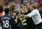 Confusão: Atletas da Argentina quase brigaram com técnico alemão após decisão por pênaltis