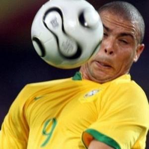 Artilharia pesada: Com três gols em 2006, Ronaldo se transformou no maior artilheiro das Copas