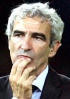 Raymond Domenech, técnico da França, sobre a final da Copa