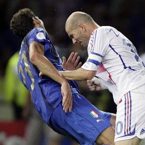 A cabeçada de Zidane