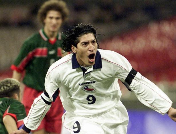 Hoje comentarista esportivo, Iván Zamorano é um dos maiores jogadores da história do Chile