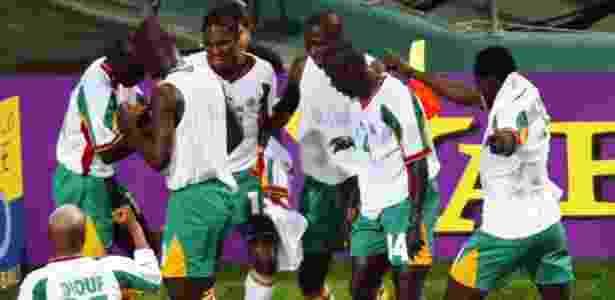 Senegal em 2002 - Reuters - Reuters