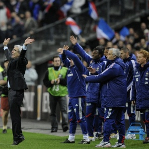 Amistoso contra a China é a chance para equipe de Domenech se encontrar antes da Copa