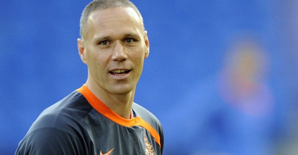 Marco Van Basten, ex-jogador e ex-técnico da seleção holandesa