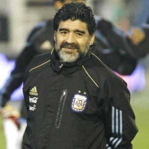 Maradona criou polêmica outra vez na Argentina