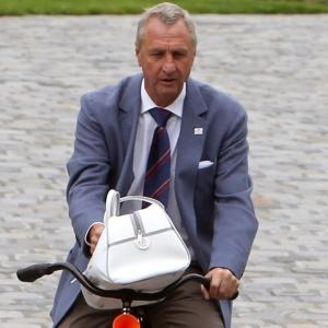 Johan Cruyff gostou do futebol apresentado pela seleção chilena na primeira fase do Mundial
