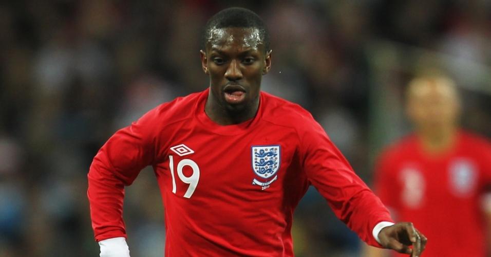 Shaun Wright-Phillips, jogador da seleção inglesa