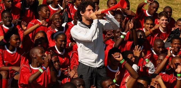 Vuvuzelas Fotos Uol Esporte