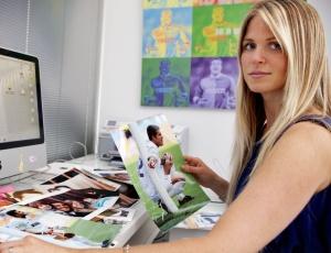 Susana Werner lembrou o desgaste de Julio Cesar por causa da longa temporada da Inter de Milão