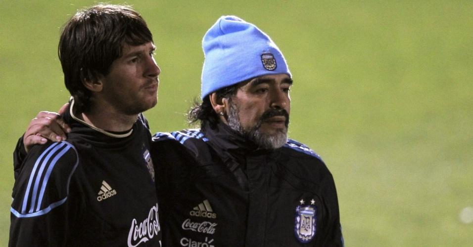 Messi é mais Maradona com Sabella do que foi com o próprio Maradona -  Esporte - BOL Notícias 8e6aec1b9b26a