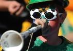 Trombetas do Apocalipse: As vuvuzelas se tornaram objeto de desejo dos torcedores e de críticas das TVs, incomodadas com o barulho excessivo nas transmissões.