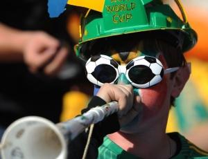 Depois de gerarem muita discussão durante a Copa do Mundo da África do Sul, as vuvuzelas foram banidas do amistoso entre EUA e Brasil