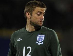 Robert Green, goleiro da Inglaterra, é clicado com semblante triste após falha no empate dos ingleses