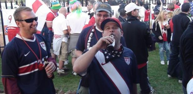 Na Copa de 2010, como em todas as outras, a cerveja era permitida nos jogos
