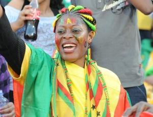 Triunfo ganense marcou recorde do estádio africano