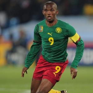 Samuel Eto'o lamentou as chances perdidas pelo time e também falou sobre 'falta de sorte'